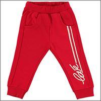 IDO pantalone lungo con polso cotone garzato 4v661 bambina IDO