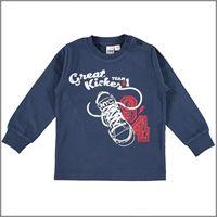 IDO t-shirt manica lunga bambino 4v515 IDO