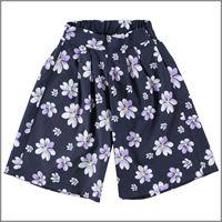 DODIPETTO pantalone ampio fantasia floreale 5w223 bambina DODIPETTO