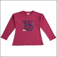 IDO t-shirt con paillettes reversibili 4k938 bambina IDO