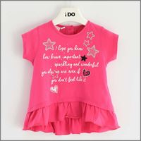 IDO t-shirt manica corta 4j316 bambina IDO