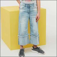 IDO jeans ampio da ragazza 4j526 IDO