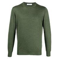 Cruciani maglione a girocollo - verde
