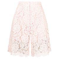 Dolce & Gabbana shorts al ginocchio - rosa