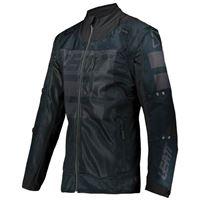 Leatt - giacca enduro Leatt gpx 4.5 x-flow black