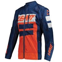 Leatt - giacca enduro Leatt gpx 4.5 x-flow orange
