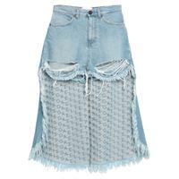 GAëLLE Paris - shorts jeans