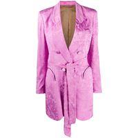 Blazé Milano blazer a fiori - rosa