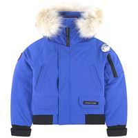 Canada Goose bambino - pbi chilliwack down jacket - unisex - 7/8 anni - blu