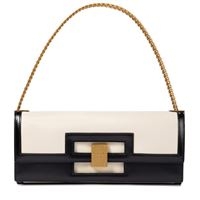 Balmain clutch 1945 in pelle