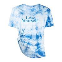 Paco Rabanne t-shirt con stampa - blu