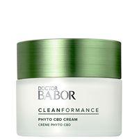 BABOR doctor babor pulizia: phyto cbd cream 50ml
