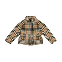 Burberry Kids piumino a quadri