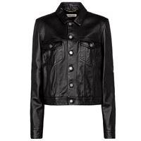 Saint Laurent giacca in pelle