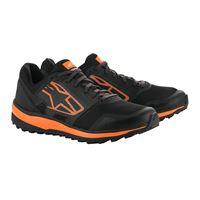 Alpinestars meta trail nero arancio