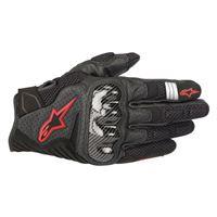 Alpinestars guanto smx-1 air v2 nero rosso