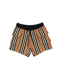 BURBERRY shorts cargo in cotone