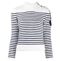 Patou maglione a righe - blu