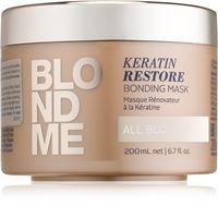 Schwarzkopf Professional blondme restore bonding mask 200ml