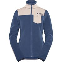 Sweet Protection giacca crusader pile donna blu
