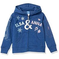 Spotted Zebra disney marvel frozen princess fleece zip-up hoodie sweatshirts fashion-hoodies, logo star wars, 5 anni