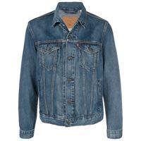 Levi's giacca denim the trucker - blu