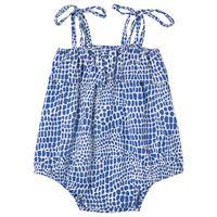 Bakker Made With Love - betty tutina blu - bambina - 12 mesi - blu