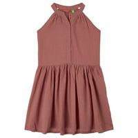 Bakker Made With Love - bertille short vestito viola - bambina - 8 anni - porpora
