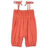 Bakker Made With Love - bonnie tuta rossa - bambina - 6 mesi - rosso