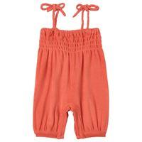 Bakker Made With Love - bonnie tuta rossa - bambina - 12 mesi - rosso