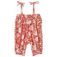 Bakker Made With Love - abigail tutina rossa - bambina - 3 mesi - rosso