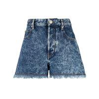 Isabel Marant Étoile shorts denim - blu