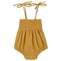 Bakker Made With Love - alix tutina verde - bambina - 3 mesi - giallo