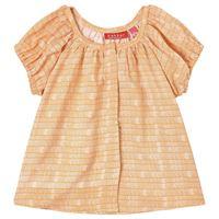 Bakker Made With Love - pepita top giallo - bambina - 24 mesi - giallo