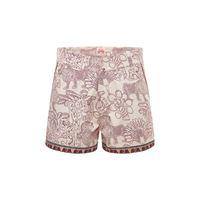 LE SIRENUSE POSITANO shorts in drill di cotone