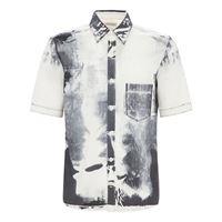 ALEXANDER MCQUEEN camicia in cotone stampato