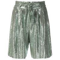 Forte Forte shorts elasticizzati - verde