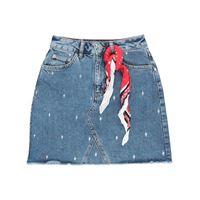 MAJE - gonne jeans