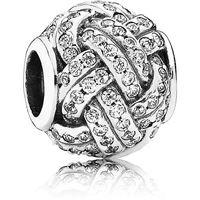 Pandora moments 791537cz gioiello donna ciondolo argento zirconi