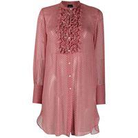 Aspesi tunica con pettorina - rosa