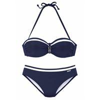 LASCANA bikini a fascia con ferretto