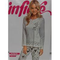 Infiore pigiama donna infiore mod. Papeete art. Pap0390