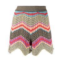 M Missoni shorts con stampa - toni neutri