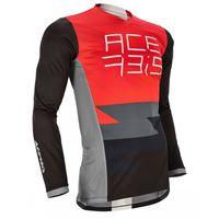 ACERBIS maglia acerbis mx j-team rosso nero