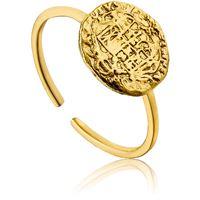 Ania Haie anello donna gioielli Ania Haie coins r009-02g