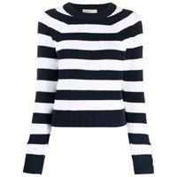 Michael Michael Kors maglione a righe - blu