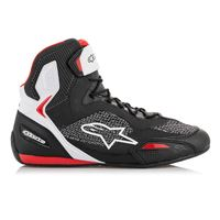 Alpinestars faster 3 rideknit eu 38 black / white red