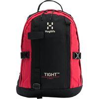 Haglofs tight 10l one size true black / scarlet red