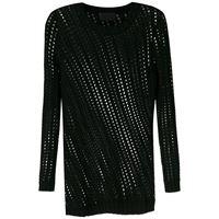 Andrea Bogosian abito serido - nero