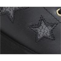 BORBONESE sneakers trendy donna nero